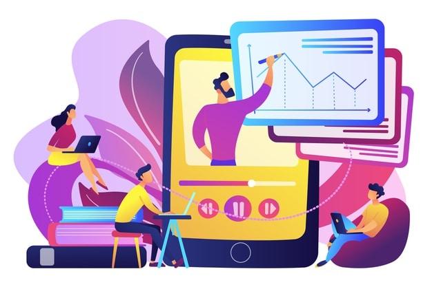 Plataforma Educativa elearning total - EducaAcademia La Plataforma todo en uno para el Desarrollo y Administración de tu propio negocio de Capacitaciones on-line, venda sus Cursos.