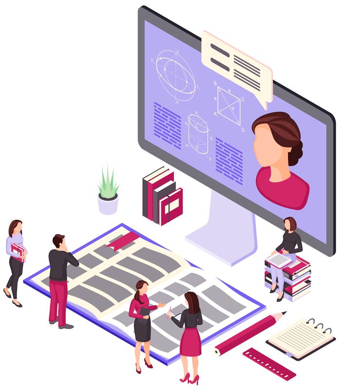 Plataforma Educativa elearning total - EducaCapacito una solución ideada para Profesionales y Consultoras que desean dictar sus Cursos o Capacitaciones en forma virtual.