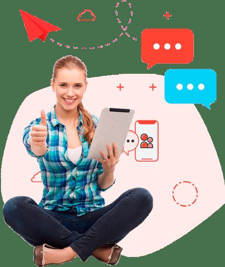 Soporte Profesional para tu Plataforma Educativa de elearning total para dictar Cursos y Capacitaciones